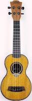 LAG U77S Acoustic Soprano