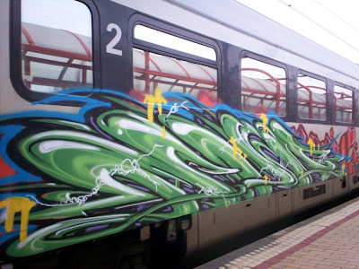 Apash graffiti