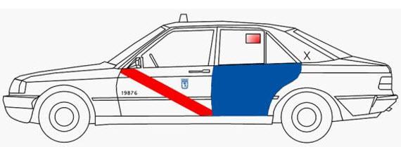 Principales novedades en la Ordenanza Reguladora del Taxi 2014
