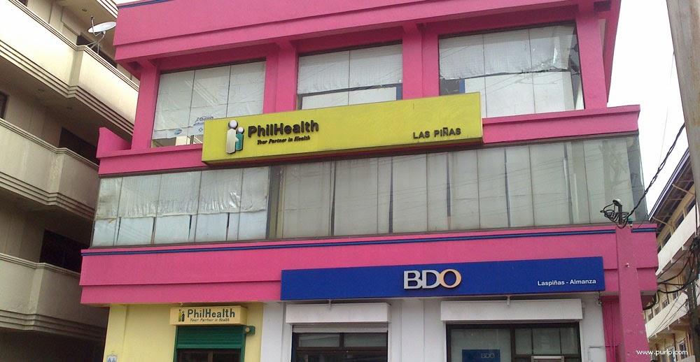 Philhealth Editha Building Alabang Zapote Road Las Piñas City
