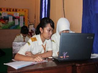 kelulusan smp 2014 kabupaten ngawi
