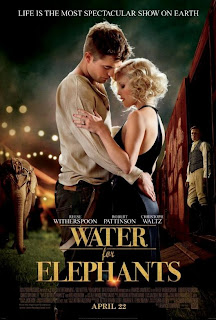 Hollywood Movies to Watch - Water for Elephants