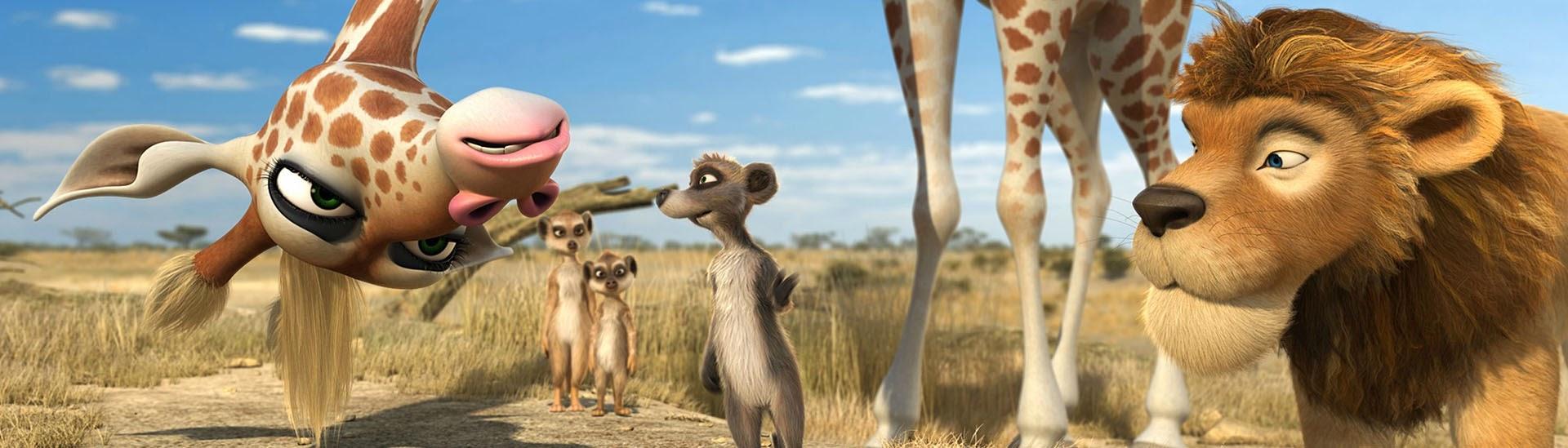 Baner filmu 'Safari'