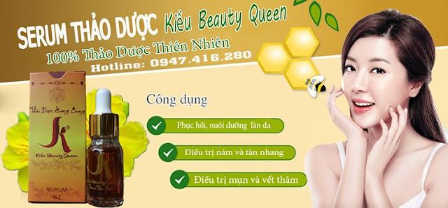 Serum thảo dược Kiều Beauty