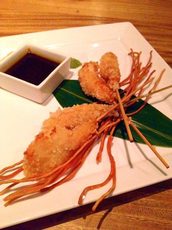 Ippudo Shrimp