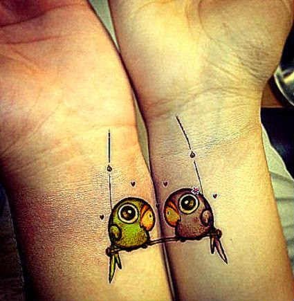 50 Greatest Matching Tattoos for Couples and Individuals