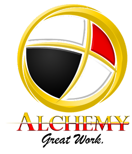 Alchemy Business Center logo
