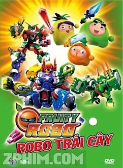 Robot Trái Cây 2 - Fruity Robo 2 (2010) Poster