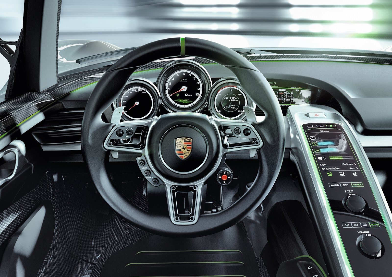 porsche 918 spyder off to production us official press release - Porsche Spyder 2013