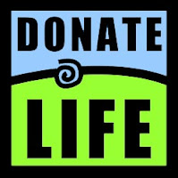 Donate Life. Get a Pen. My trip to the DMV.