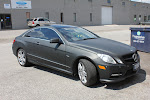 2012 Mercedes Benz E350 - 3M 1080 series matte black