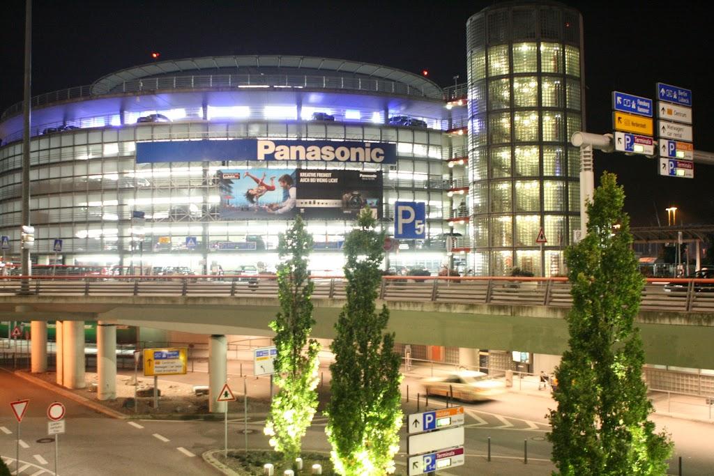 Eines der Parkhäuser
