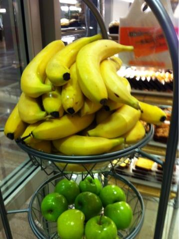 How To Display Bananas