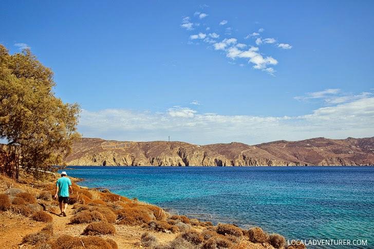 Agios Sostis Beach - Best Beaches Greece.