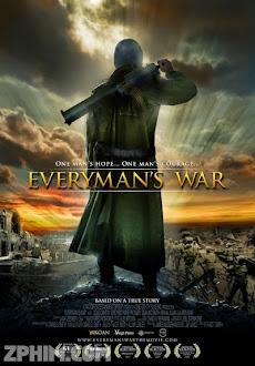 Đàn Ông Thời Chiến - Everyman's War (2009) Poster