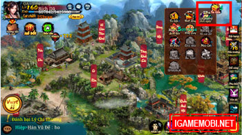 Game Kiếm Hiệp 2.7.0 phiên bản Danh Dương Tứ Hải 6