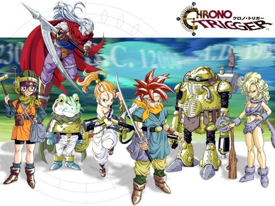 chronotrigger2 O mítico Chrono Trigger chega ao iPhone