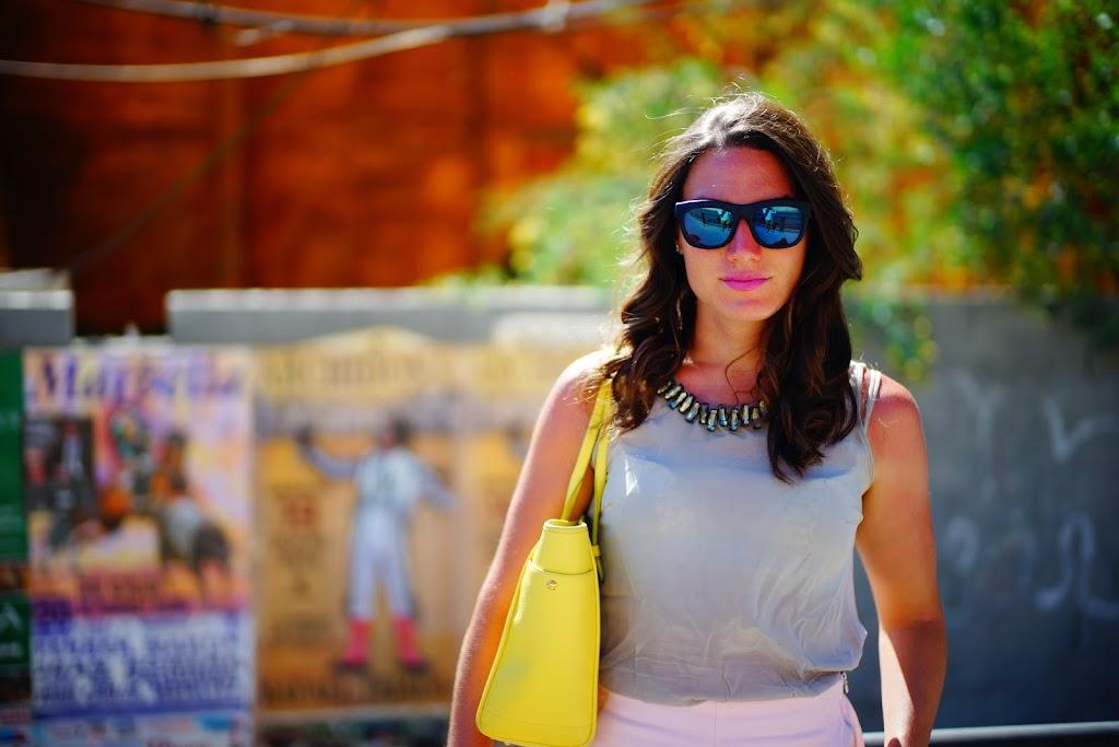 loewe blue sunglasses - loewe SLW 855