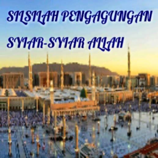 silsilah pengagungan syiar-syiar Allah