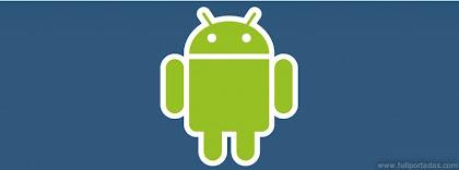 Portada para facebook de Logo de Android