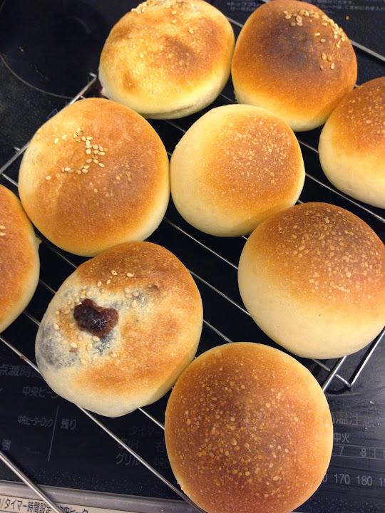 パン手作り