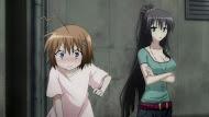 Kore wa zombie desu ka, Ayumu accidently kiss Yuki Yoshida suprise