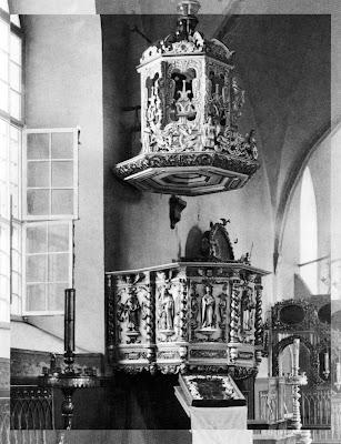 Кафедра Спасо-Преображенского собора