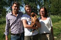"""Patrik, Albin, Camilla med """"Tara"""" (Örömteli)"""