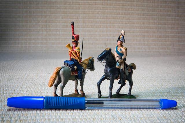 Plasticine Military Miniatures