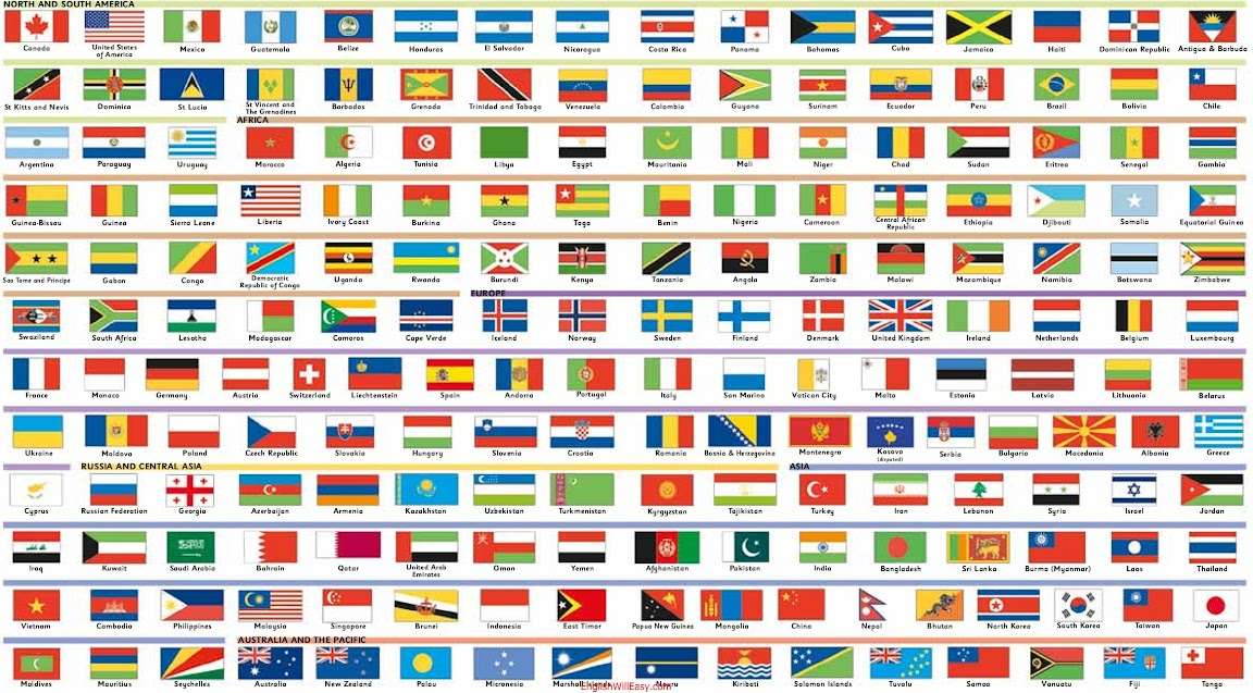 world of flags