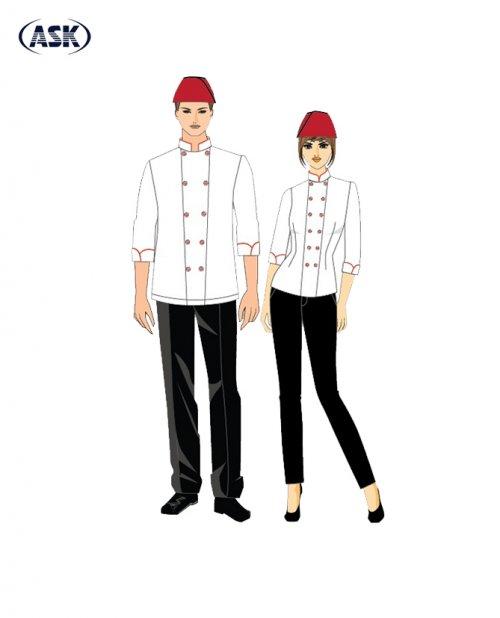 Trang phục Bếp #7