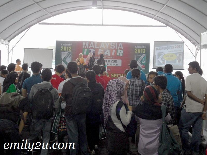 Malaysia IT Fair Ipoh