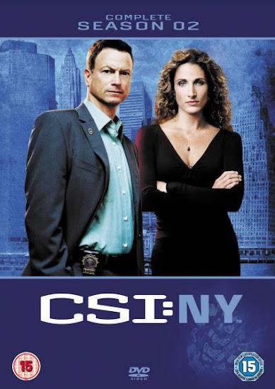 CSI: New York Season 2 ซีเอสไอ นิวยอร์ก ปี 2 ( EP. 1-24 END ) [พากย์ไทย]