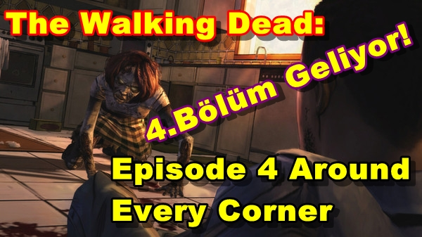 The Walking Dead: Episode 4 Around Every Corner