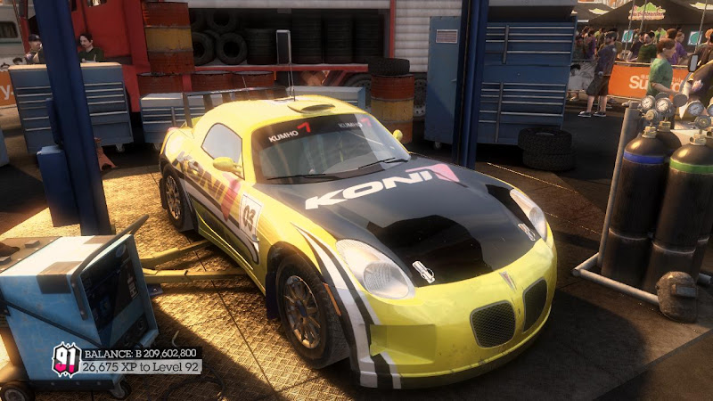 รายการรถกลุ่ม Rally ใน DiRT2 Sor-02