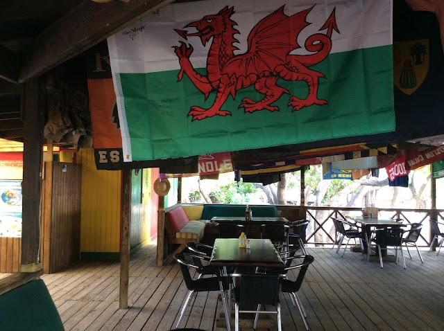 Reggae Beach Bar-Grill