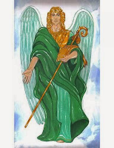 Arcangeles Invocacin Al Arcngel Rafael