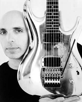 Joe Satriani|Biography|Guitaris