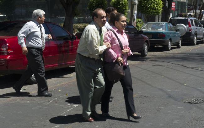 7.9 Earthquake Hits Mexico City 1