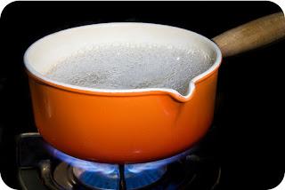 memasak air secara konveksi