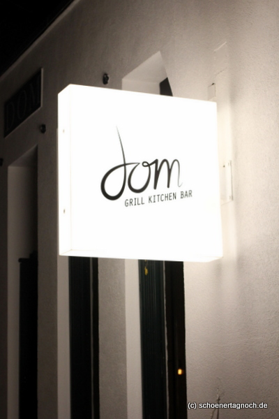 DOM Grill Kitchen Bar in Karlsruhe