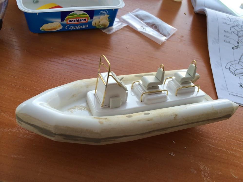 Палубный катер