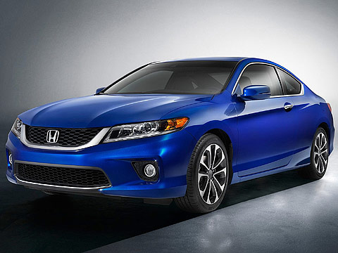 Motor Trend: 2013 Honda Accord Coupe