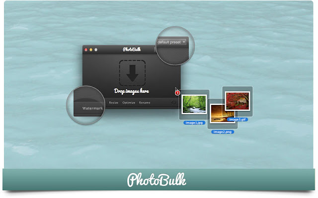 Add Watermark, Resize & Optimize Images With PhotoBulk Software