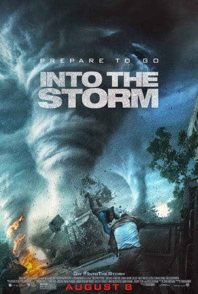Poster Of English Movie Into the Storm (2014) Free Download Full New Hollywood Movie Watch Online At Alldownloads4u.Com
