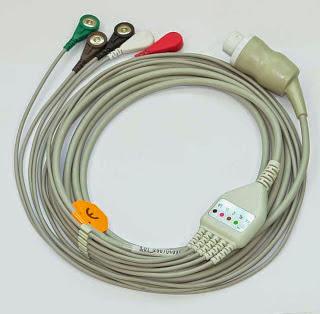Kabel EKG