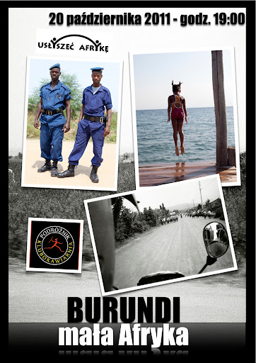Burundi - Klub Podróżnik
