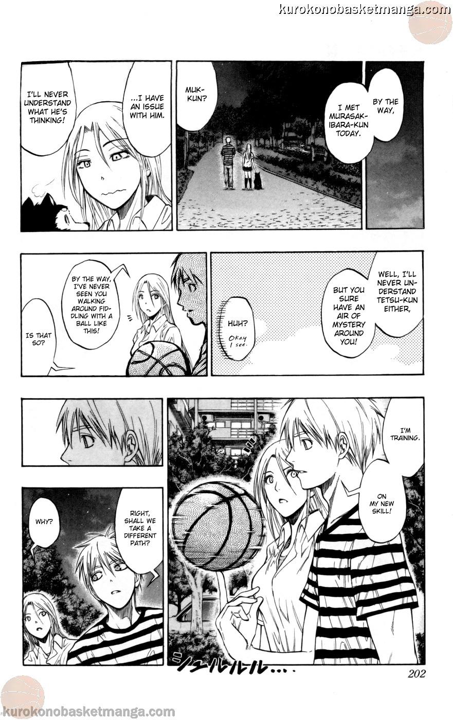 Kuroko no Basket Manga Chapter 80 - Image 16