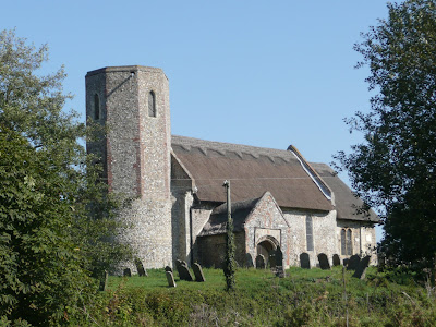 St Gregory's Church, Hecklingham