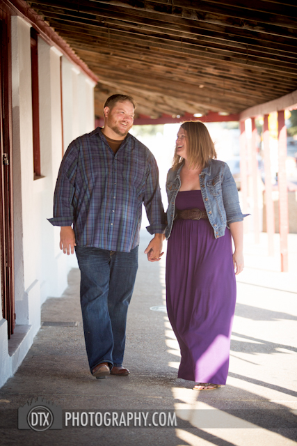 Stockyard Engagements Fort Worth